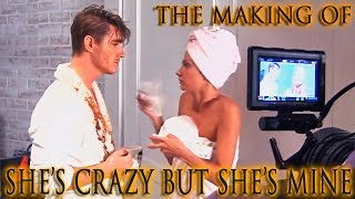 The Making Of ALEX SPARROW - SHE'S CRAZY BUT SHE'S MINE