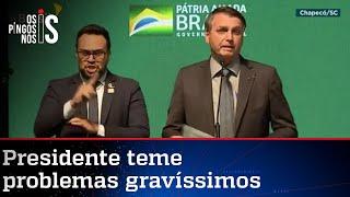 Bolsonaro faz discurso marcante em Chapecó