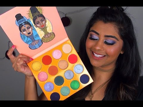 The Nubian Eyeshadow Palette by Juvia's Place #2