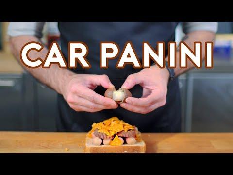 Binging with Babish: Car Panini from Family Guy