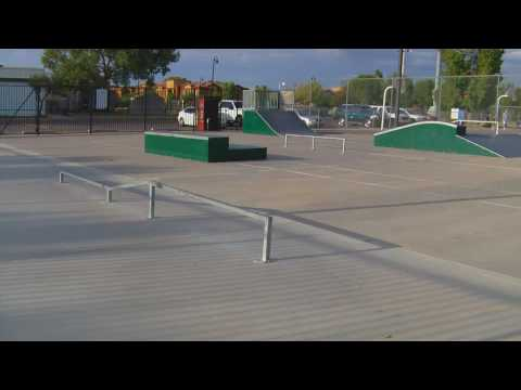 Queen Creek - Founder's Skate Park Tour