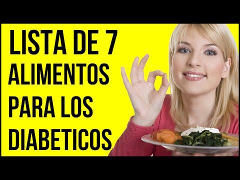 Crear una dieta en la diabetes tipo 1