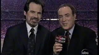 NFL Monday Night Football October 2, 2000  Seattle Seahawks vs Kansas City Chiefs