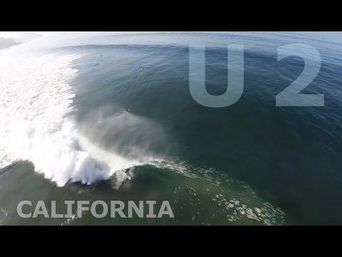 U2 - California (There Is No End To Love ) [Letra En Español]