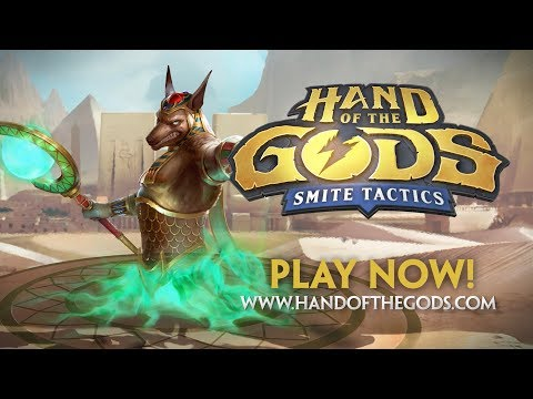 Hand of the Gods | Play For Free