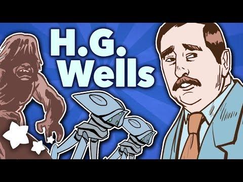 Dějiny sci-fi: H. G. Wells