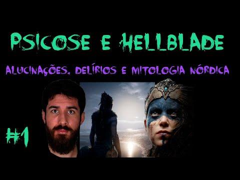 PSICOSE E HELLBLADE: SENUA'S SACRIFICE - GAMEPLAY E CONVERSA SOBRE SINTOMAS PSICÓTICOS #1