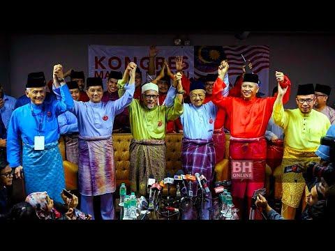 Malaysia 2.0 : Apa Akan Jadi Kalau Onn Jaafar Berjaya Buka Keahlian Pada Semua Kaum?