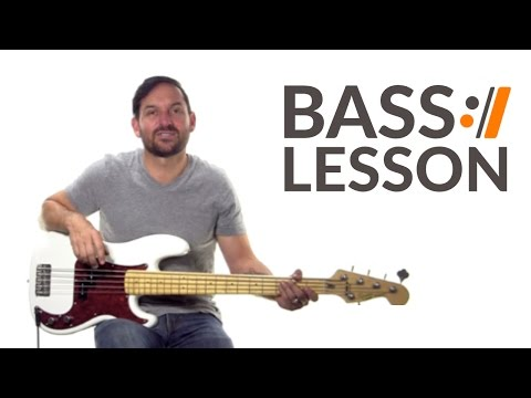 O Come All Ye Faithful, We Adore You – Paul Baloche // Bass Tutorial