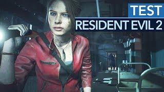 Resident Evil 2 - Test / Review: Ein Paradebeispiel von einem Remake