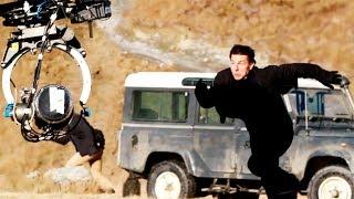 Как снимали трюки с Томом Крузом для фильма Миссия невыполнима 6: Последствия