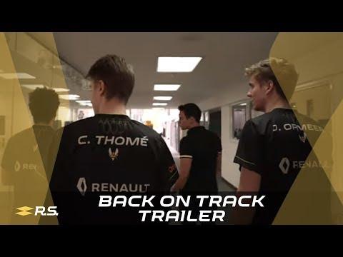 Back On Track - Documentary Trailer