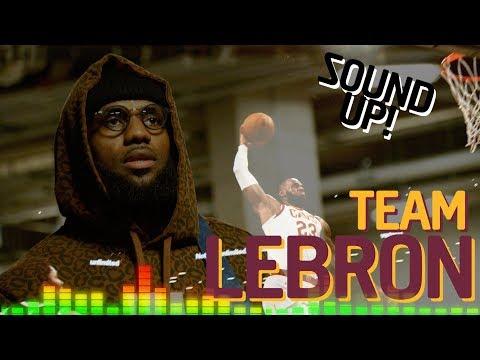 SOUND UP: Team LeBron   2018 NBA All-Star Game