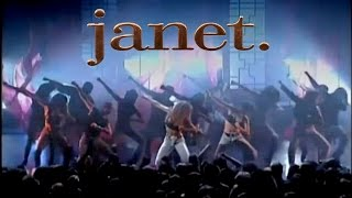 Janet Jackson - That's The Way Love Goes & If [Medley] Live @ MTV VMA 1993 (DVD RIP)