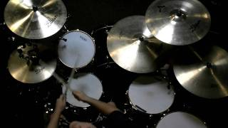 No One Loves Me & Neither Do I [THEM CROOKED VULTURES] Drum Cover #34