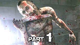 Outlast Whistleblower Gameplay Walkthrough Part 1 - The Prequel (DLC)