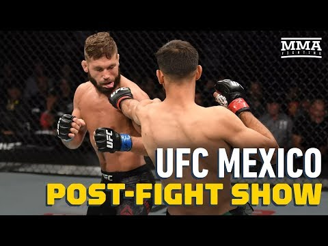 UFC Mexico City Post-Fight Show - MMA Fighting