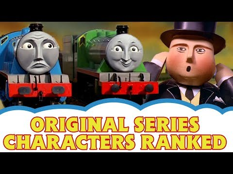 Download Ranking Thomas the Tank Engine Characters! | Original Series Mp4 HD Video and MP3
