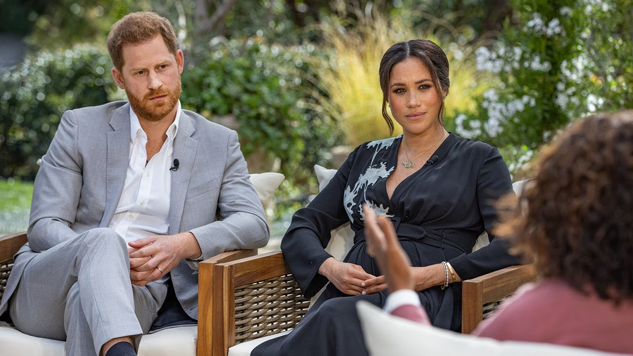 Meghan and Harry's Oprah interview: live updates as the Duke and Duchess of Sussex reveal all