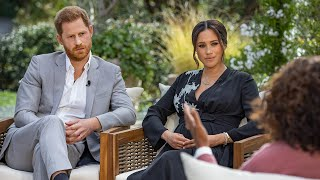 video: Harry and Meghan Oprah interview: live UK updates and reaction