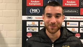 INTERVIEW | Roger Riera na TOP Oss - NAC (0-1)