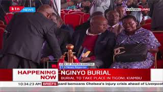 Nginyo Kariuki to be laid to rest at his Kiambu home
