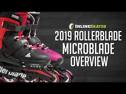 Video: 2019 Rollerblade Microblade Boy