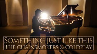 """""""Something Just Like This"""" The Chainsmokers & Coldplay - Piano Orchestral Pop Cover by David Solis"""