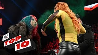 Top 10 Raw moments: WWE Top 10, Jan. 13, 2020