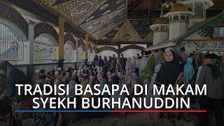 Tradisi Basapa di Ulakan Kabupaten Padang Pariaman, Wali Nagari Ungkap Pengunjung Cenderung Menurun