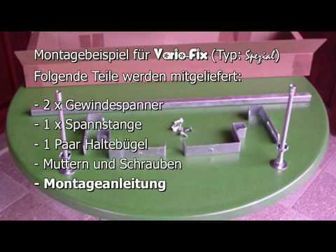 Vario Fix Montage