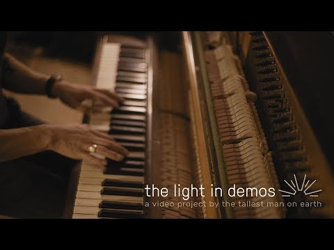 The Tallest Man On Earth Same Ghost Ep 2 Of The Light In Demos