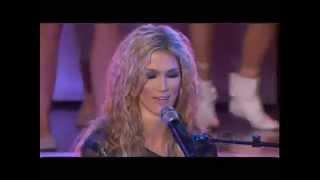 Delta Goodrem - Believe Again Live @ Australian Idol