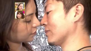 [키스만으로 사랑에 빠질까? ] AV 남자 배우의 화려한 키스 테크닉에 일반인 여성은? 한글자막