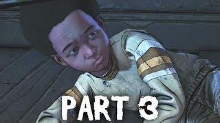 The Walking Dead Season 4 Episode 1 Gameplay Walkthrough Part 3 (Full Game) FINAL SEASON