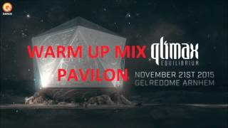 Qlimax Warmup mix by Pavilon