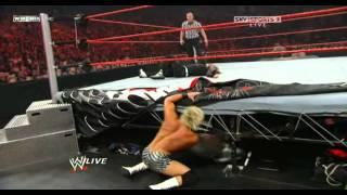 Jeff Hardy vs Dolph Ziggler Extreme Rules