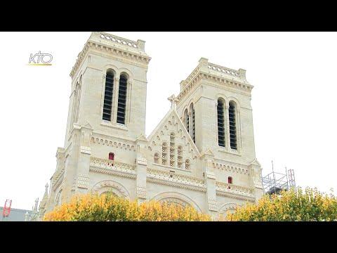 La basilique Saint-Donatien à Nantes : reconstruire au-delà des pierres