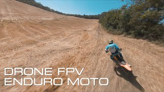 FOLLOW DRONE FPV ENDURO