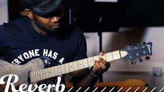 "Isaiah Sharkey on D'Angelo's ""Till It's Done"" 