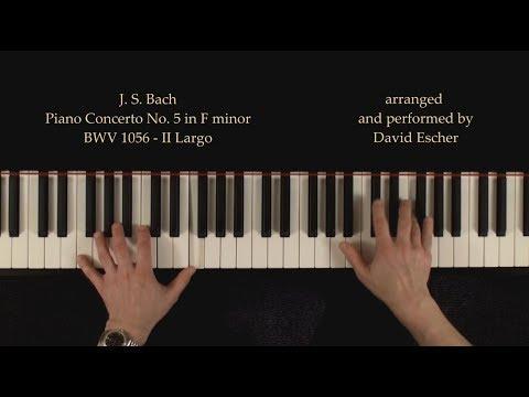 bach harpsichord concerto in f minor
