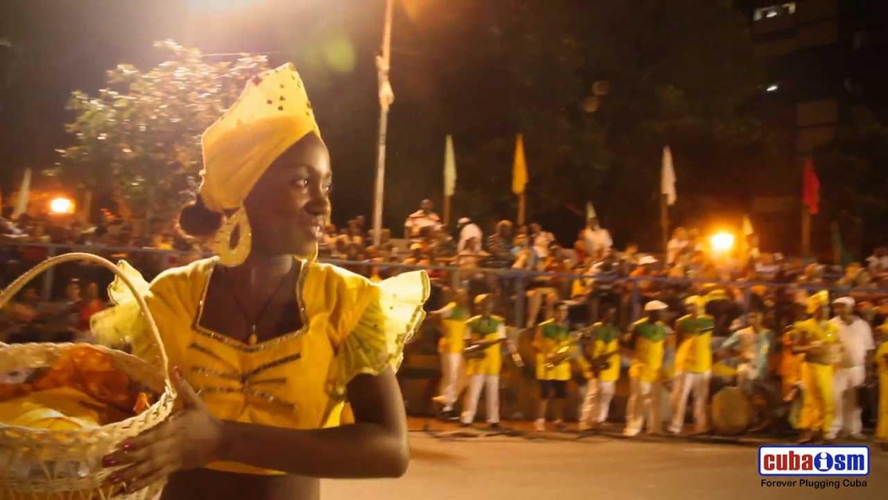 Yoruba Dancing & Singing - Cuba