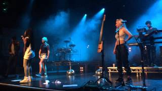 Gambar cover Clean Bandit 'Stronger' Live O2 Academy Birmingham 22/10/14