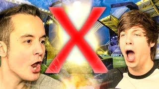 LEAVING THROUGH THE BACKDOOR - FIFA 17 PACK OPENING DISCARD