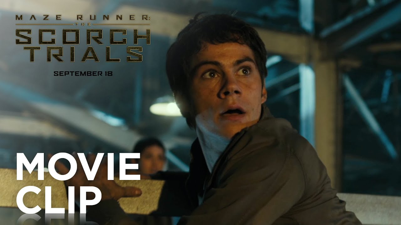 Maze Runner: The Scorch Trials - Surrounded