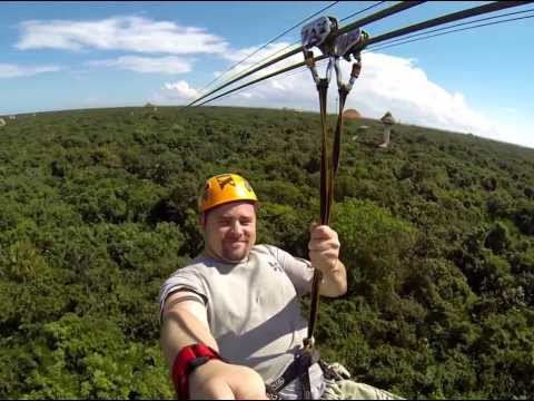 Xplor Adventure Park – Playa del Carmen, Mexico