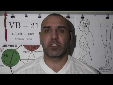 Иглоукалывание при остеохондрозе и грыже