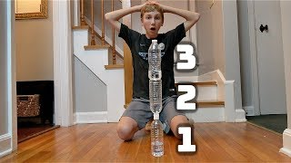 Water Bottle Flip Trick Shots 5 | That