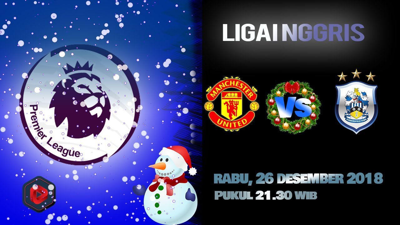 Live Streaming Boxing Day Manchester United Vs ...