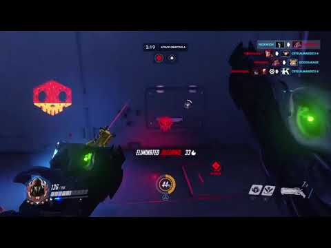 How to escape a hanzo (видео)